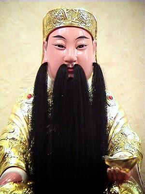 shenwangshanstatue